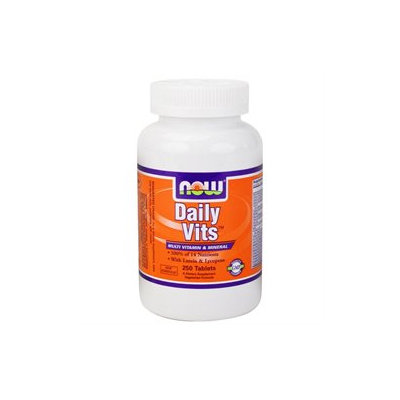 NOW Foods Daily Multivitamin & Multimineral Tabs
