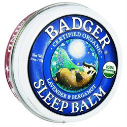 Badger 26312 Sleep Balm .75 oz Tin