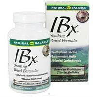 IBx Soothing Bowel Formula, 120 Capsules, Natural Balance