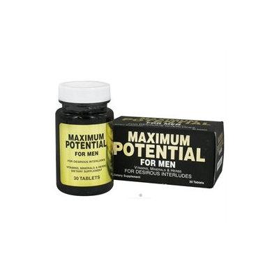 Good 'N Natural - Maximum Potential For Men - 30 Tablets