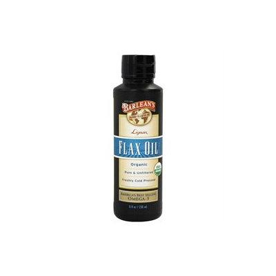 Barleans Barlean's - Highest Lignan Flax Oil 100 Organic - 8 oz.
