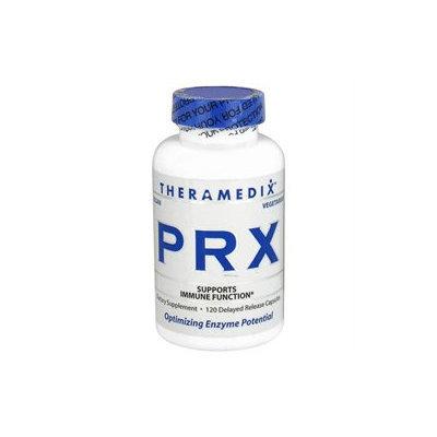 Theramedix - PRX Immune Support Formula - 120 Vegetarian Capsules