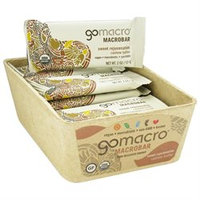 GoMacro - MacroBar Sweet Rejuvenation Cashew Butter - 2 oz.