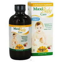 Country Life Maxi Baby Care Natural Raspberry - 6 fl oz