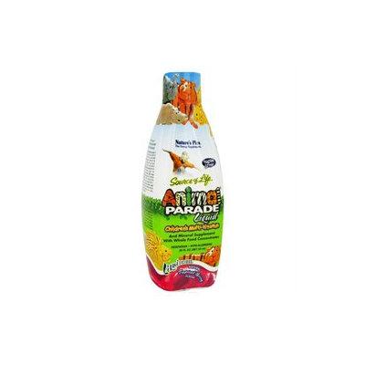Nature's Plus - Childrens Multi Vitamin & Mineral Tropical Berry Flavor - 30 oz.