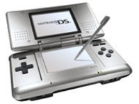 Nintendo DS System - Silver/Black (ReCharged Refurbished)