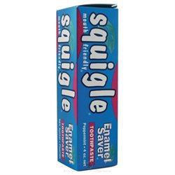 Squigle - Enamel Saver Toothpaste Peppermint - 4 oz.