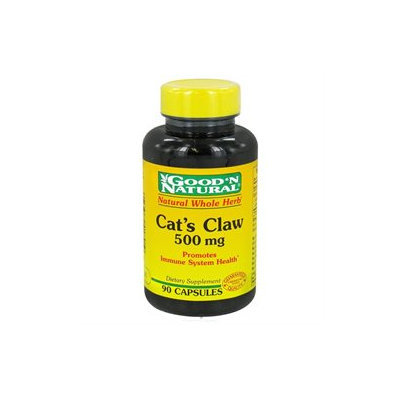 Good 'N Natural - Cat's Claw Once Daily Formula 500 mg. - 90 Capsules