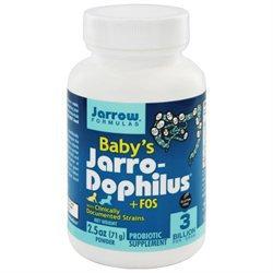 Jarrow Formulas - Baby's Jarro-Dophilus FOS - 2.5 oz.
