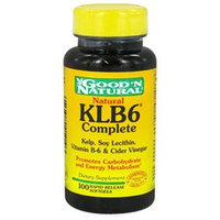 Good 'N Natural - Natural KLB6 Complete - 100 Softgels