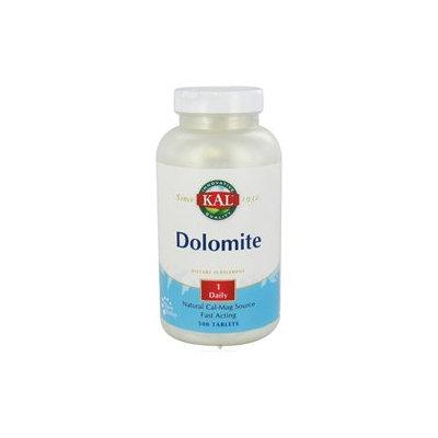 KAL Dolomite - 500 Tablets - Calcium Combinations