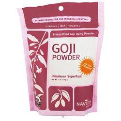 Navitas Naturals Organic Freeze-Dried Goji Berry Powder