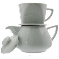 Harold Import Company Harold Import - Drip Coffee Pot Porcelain White - 16 oz.