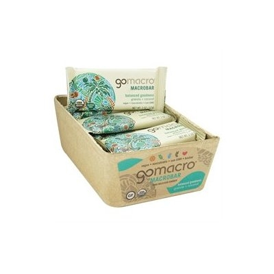 GoMacro - MacroBar Balanced Goodness Granola & Coconut - 2 oz.