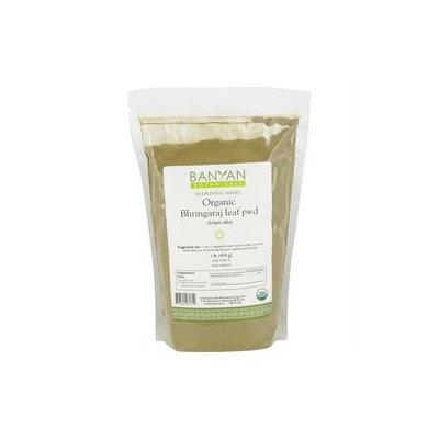Banyan Botanicals - Organic Bhringaraj Leaf Powder Eclipta Alba - 1 lb.