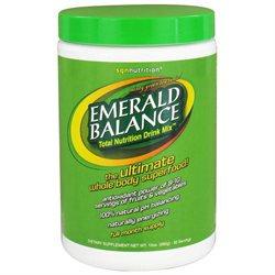 Spirit Garden Nutrition Emerald Balance - 10 Ounces Powder - Other Green / Super Foods