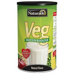 Naturade - Veg Protein Booster Natural Flavor - 30 oz.