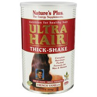 Nature's Plus Ultra Hair Thick-Shake French Vanilla - 1 lb