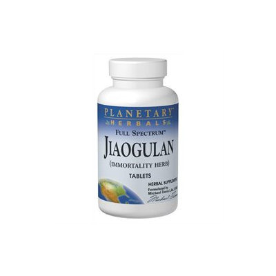 Planetary Formulations Full Spectrum Jiaogulan - 30 Tablets - Other Herbs