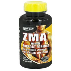 Good 'N Natural - ZMA Mineral Support Formula - 90 Capsules Formerly Anabolic