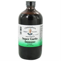 Dr.christopher's Formulas Dr. Christopher's Original Formulas - Super Garlic Immune Formula - 16 oz.