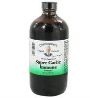 Dr.christopher's Formulas Dr. Christopher's Original Formulas - Super Garlic Immune Formula - 16 oz.
