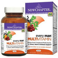 New Chapter - Every Man Whole-Food - 120 Tablets