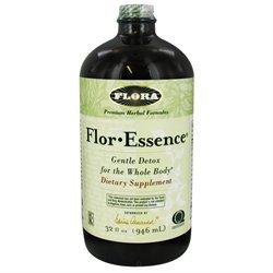 Flora - Flor Essence Herbal Tea Blend Liquid - 32 oz.