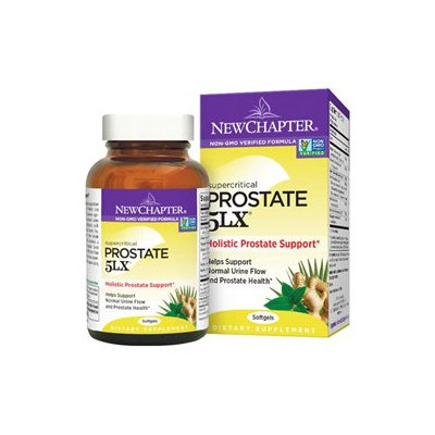 New Chapter Supercritical Prostate 5LX-120-Softgels