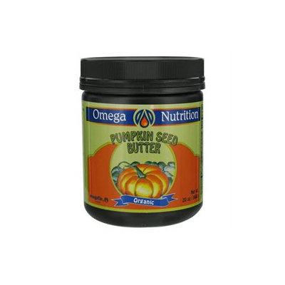 Pumpkin Seed Butter Organic, 20 oz, Jarrow Formulas
