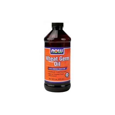 NOW Foods - Wheat Germ Oil - 16 oz.