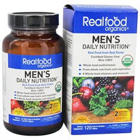 Country Life Vitamins Country Life Realfood Organics Men's Daily Nutrition - 120 Tablets