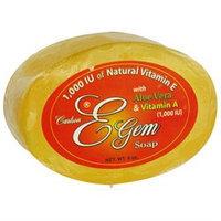 Carlson Labs - E-Gem Soap with Aloe Vera & Vitamin A & E 1000 IU - 4 oz.