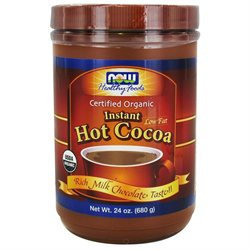 NOW Foods Hot Cocoa Organic Mix