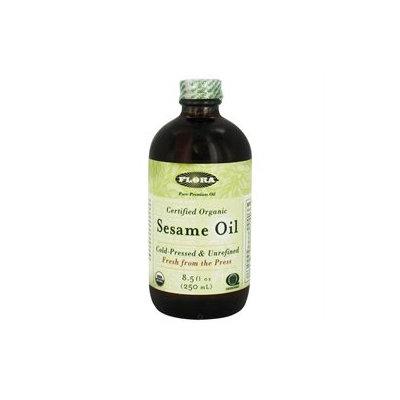Flora Sesame Oil Certified Organic - 8.5 fl oz
