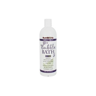 NutriBiotic Bubble Bath Fresh Fruit - 16 fl oz