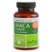Navitas Naturals - Maca Power Gelatinized Maca - 100 Capsules