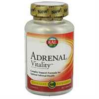 KAL Adrenal Vitality - 60 Tablets - Other Supplements
