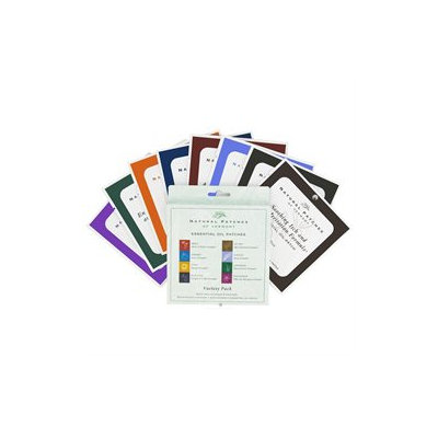 Natural Patches of Vermont - Aromatherapy Body Patch Essential Oil Blend Variety Pack - 8 Patches Formerly Naturopatch