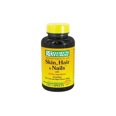 Good 'N Natural - Skin Hair & Nails - 120 Tablets