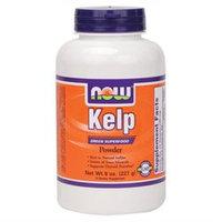 NOW Foods Kelp Powder 100% Pure, 8 oz