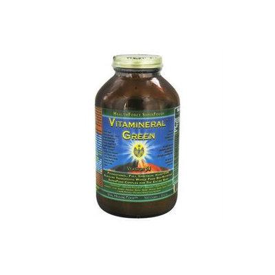 HealthForce Nutritionals Vitamineral Green Powder - 10.6 oz