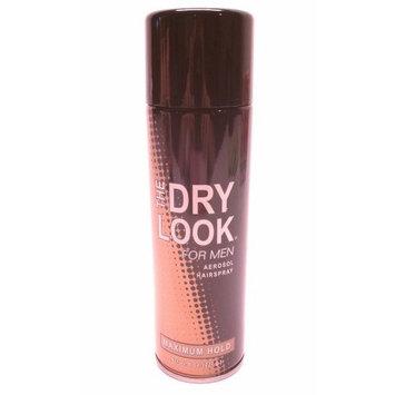 The Dry Look for Men Aerosol Hairspray Maximum Hold 8 Oz. Can 1 Each