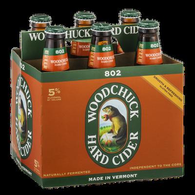 Woodchuck Hard Cider 802 - 6 PK