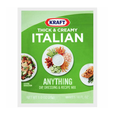 Kraft Thick & Creamy Italian Anything Dip