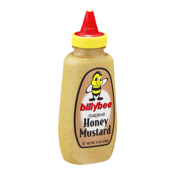 Billybee Original Honey Mustard
