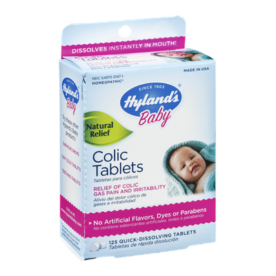 Hyland's Baby Colic Tablets - 125 CT