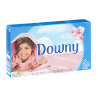 Downy Fabric Softener Sheets April Fresh - 40 CT