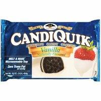 Candiquik Vanilla Baking Bar