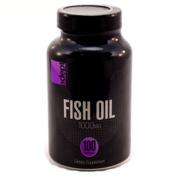 Adept Nutrition 5130026 1000 Mg. Fish Oil 100 Count